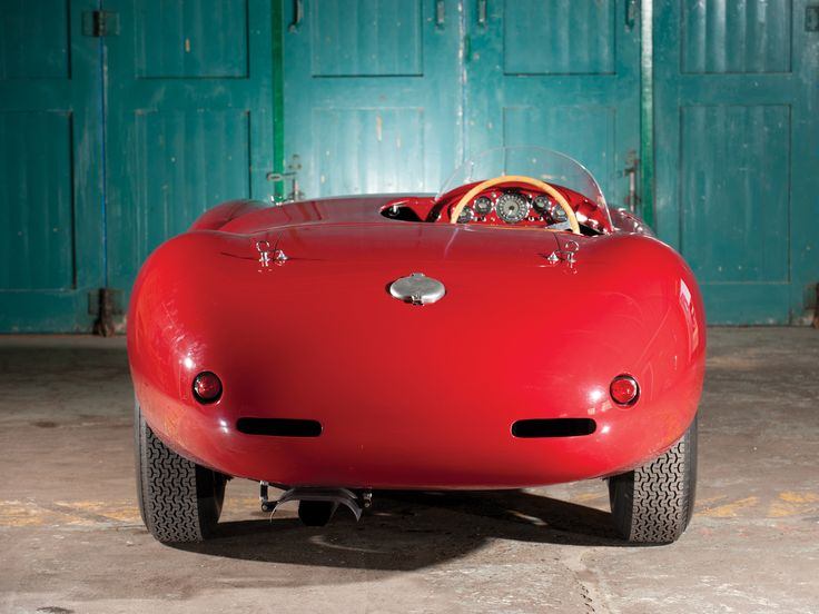 Ferrari 750 Monza Spyder  '1956