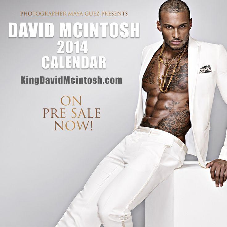Model David MCINTOSH