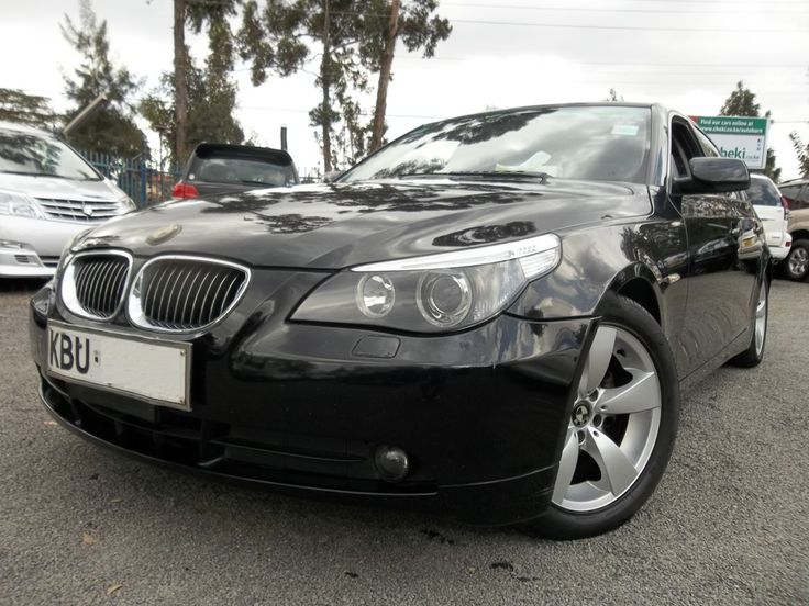 The best prices on new and used cars in Kenya 2007 BMW 525i Cc2500 Ksh 1,749,000/- click the link for more info http://www.nairobicars.com/views/BMW_525_Saloon_2007-830/
