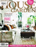 Love Mae in House & Garden May/June/July 2012
