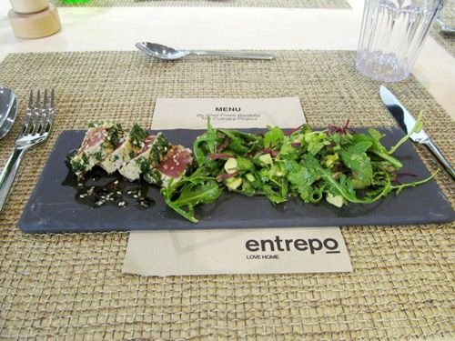 Dinner with Entrepo | curate this space