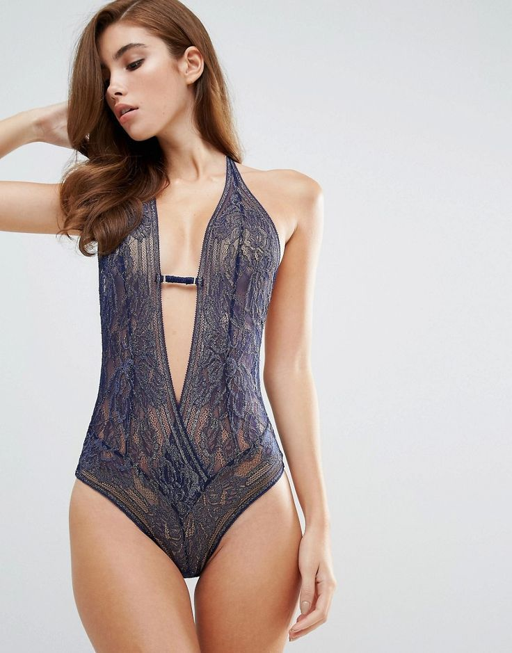 L'Agent by Agent Provocateur Siena Non Wired Body - womems lingerie, womens lingerie underwear, mature lingerie