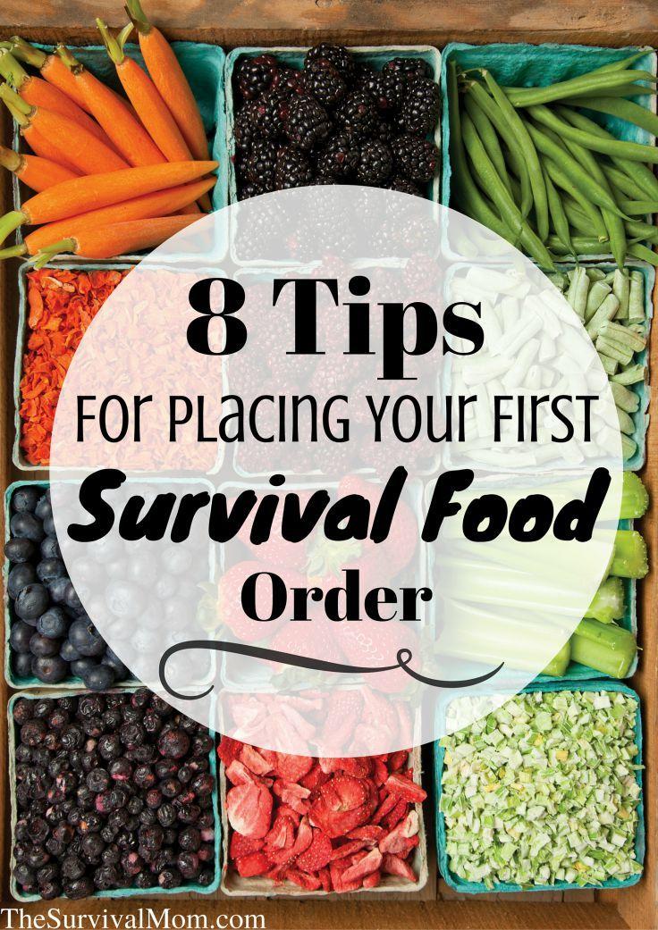 202 best SURVIVAL Food images on Pinterest Survival, Survival - food order form