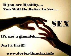 """Some ask about it...Some have questions about it...Some have vague answers....But basically, Better Sex Is Based On Better Health....""""11 Tips to Have Better Sex"""".....http://bit.ly/14mVgsv"""