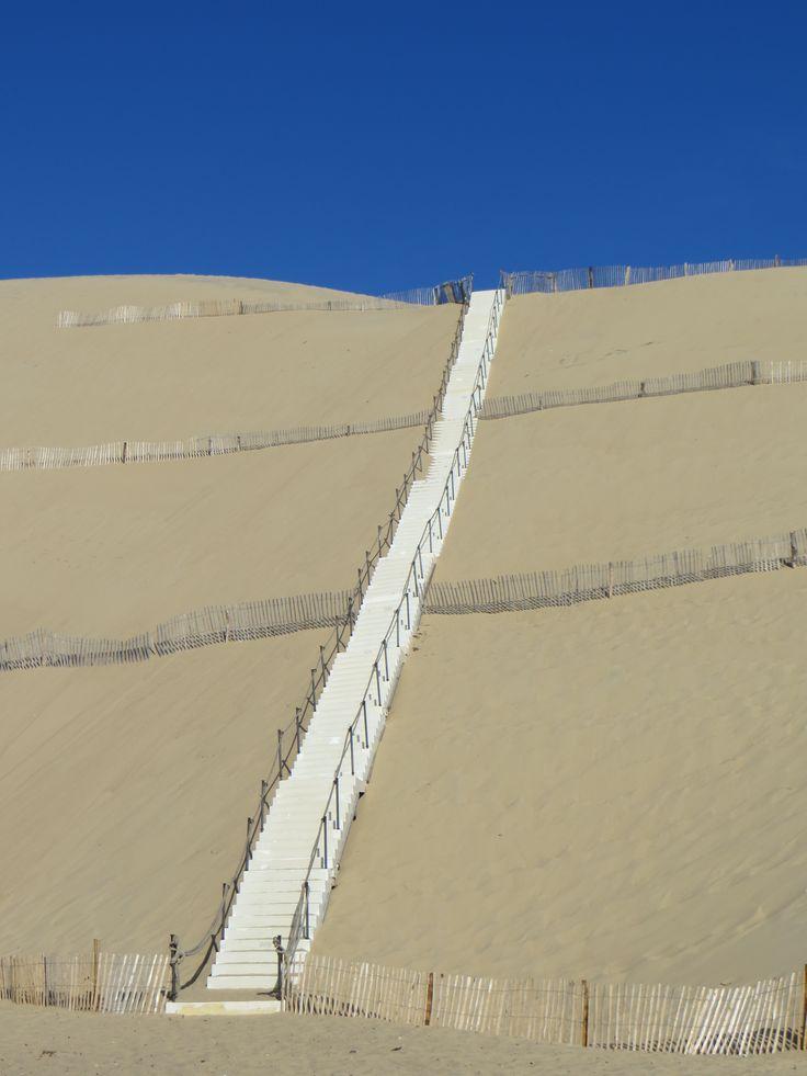 la Dune du Pyla - a beautiful surprise stop from my Matthieu