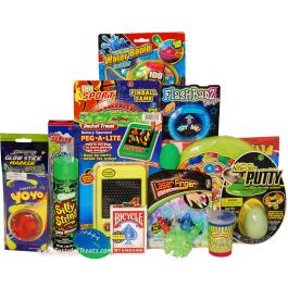 Glow in the Dark Care Camp Care Package for Boys