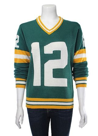 The Official Jersey Sweater - Green Bay Packers