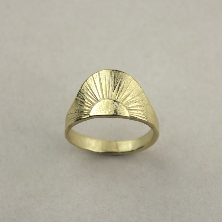 Sunrise Ring by David Neale