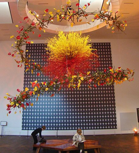 "Natasha Lisitsa's ""Elemental,"" c.2009 de Young Museum"