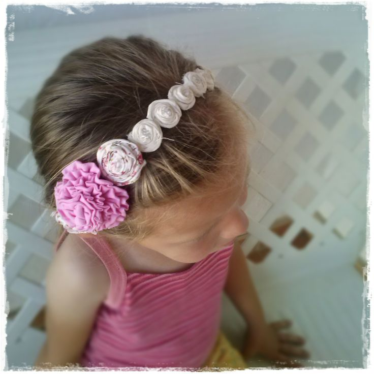 hair accessories  for a girl
