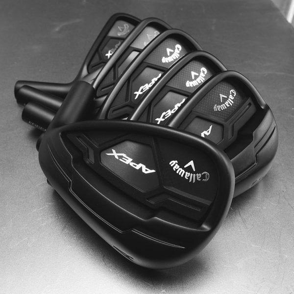 Back Apex Iron set by @callawaygolf . . . #callaway #golf #golfstagram