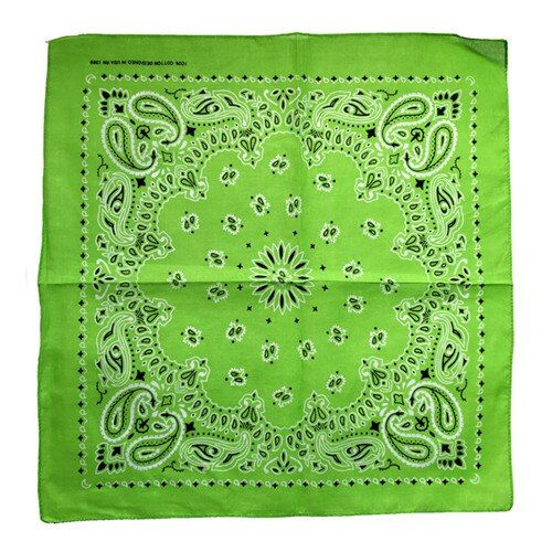 Printed bandana handkerchief mask scarf neck cover motorcycle cycling tube scarf headband head wrap scarf shawl   – Products