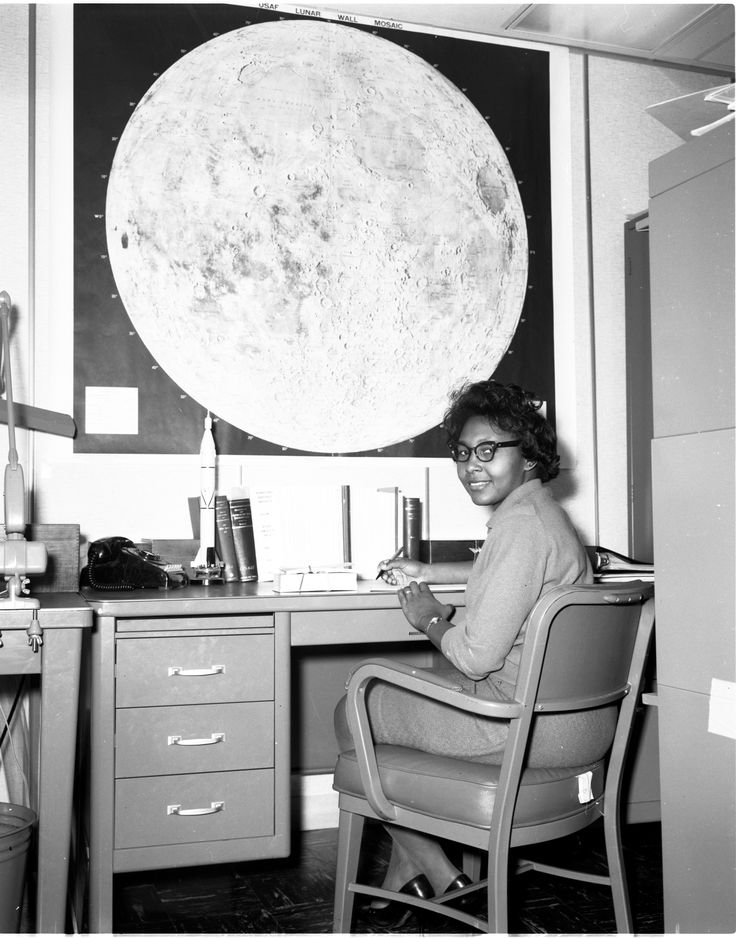Picture of the day for February 09 2017 by Nasa Jeanette Scissum joined NASAs Marshall Space Flight Center in 1964 after earning bachelor's and master's degrees in mathematics from Alabama A&M University. Scissum published a NASA report in 1967 Survey of Solar Cycle Prediction Models which put forward techniques for improved forecasting of the sunspot cycle.