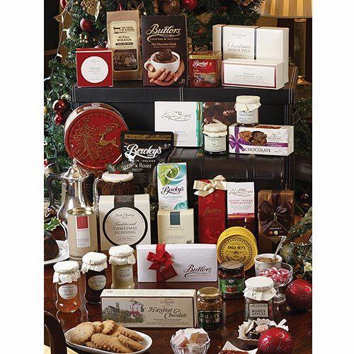 10 best christmas hamper images on pinterest baskets christmas the irish christmas hamper negle Choice Image
