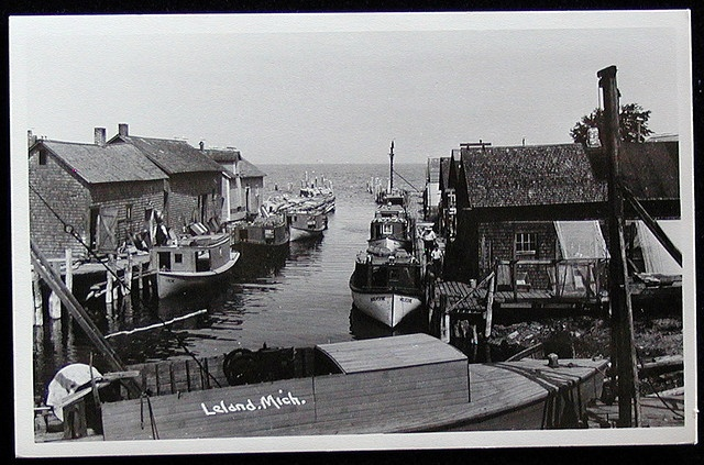 9 best leland michigan tugs images on pinterest leland for Fish town usa