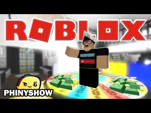 PHINYSHOW / ROBLOX FREE ROBUX GAME SHOW / ep 1 - YouTube | subscribe