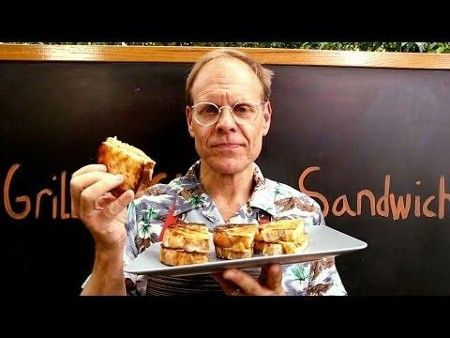 Alton Brown, Grilled Cheese Master Hacker