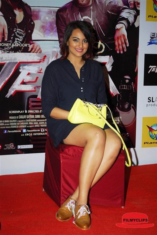 Sonakshi Sinha Tevar Movie Song Promotion Filmyclips ...