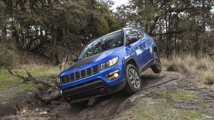 #RECALL - AUTOMOTIVE/VEHICLE – JEEP - Jeep recalls 7000 new Compass SUVs for airbag troubles