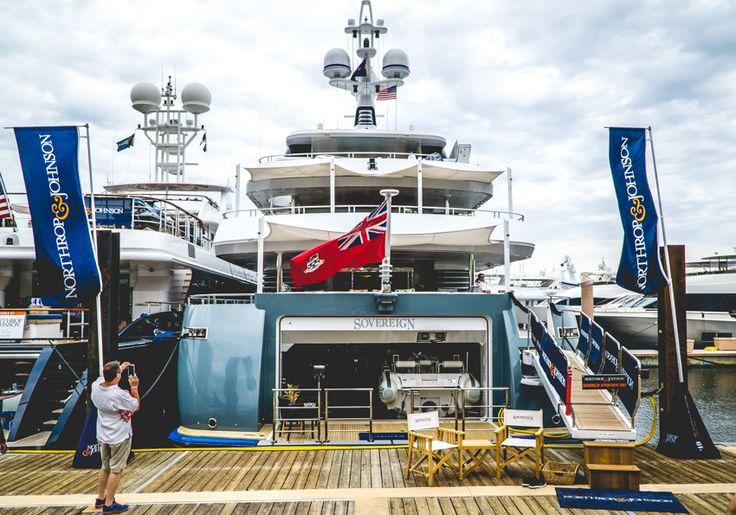 Motorboatin Mania - Palm Beach International Boat Show