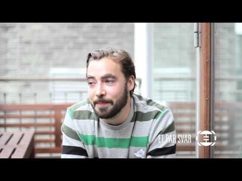 Jooks - Et par svar (interview)