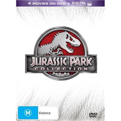 Jurassic Park DVD Box Set