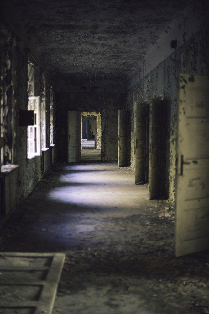 Mental hospital by Vilde Borse