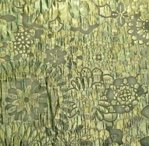 Missoni Kojda Fabric #140 via Safari Living #fabric #cotton #silk #gold #floral