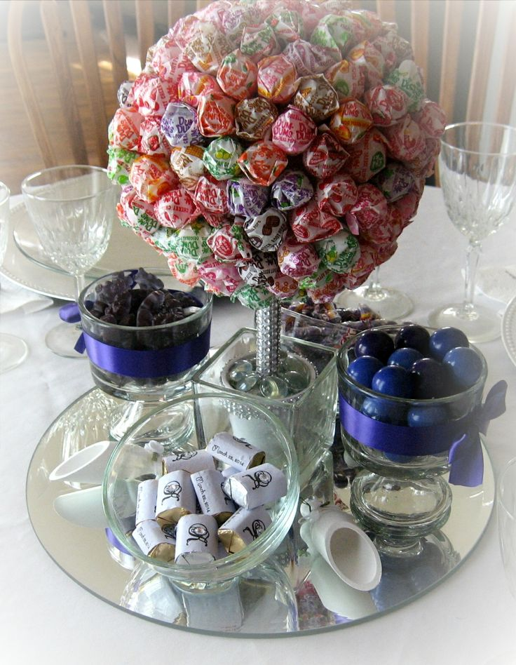 Best candy buffet centerpieces images on pinterest