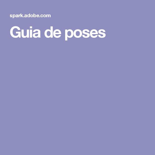 Guia de poses
