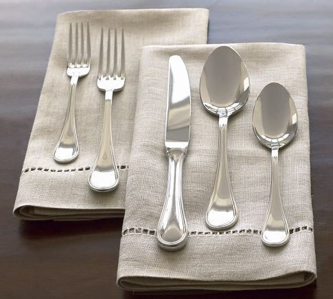 Katherine Flatware, 5-Piece Place Setting