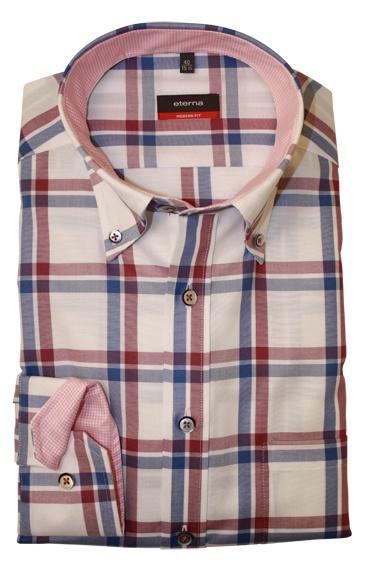Prachtige nieuwe hemden van Eterna. Deze koop je makkelijk en goedkoop bij Hemdenonline.nl