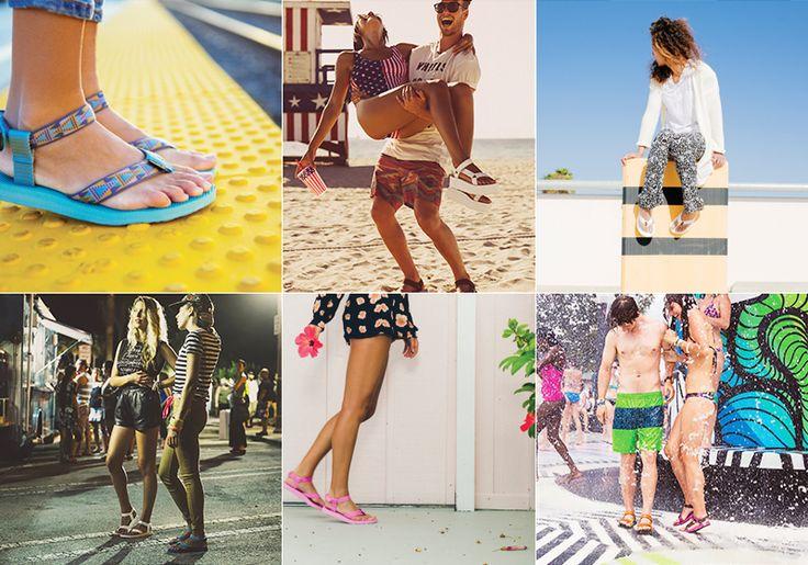 The original sport sandal Teva 'Live Better Stories' 샌들보다 가볍고! 편하고! 스타일나게! up to 30% OFF