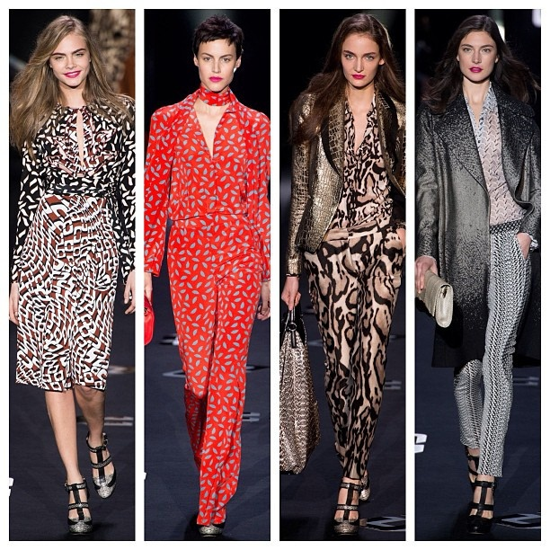 FunKy Patterned JumPsuits 2013