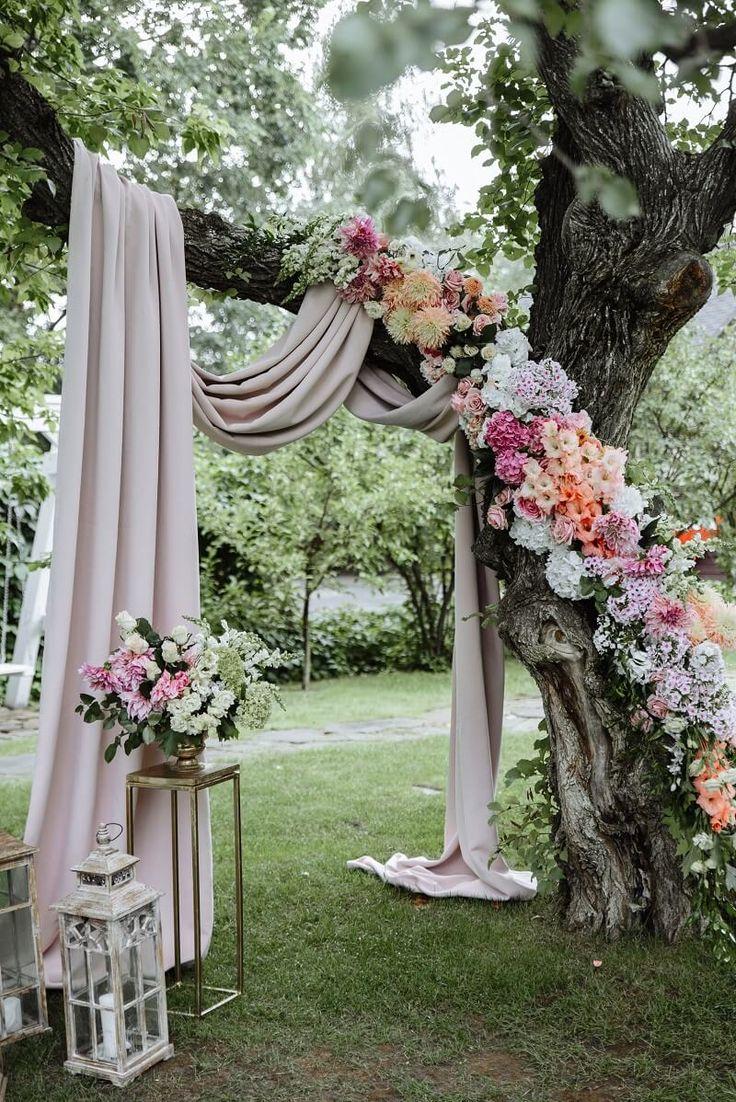 Outdoor Ceremony: 50 Stunning Wedding Settings