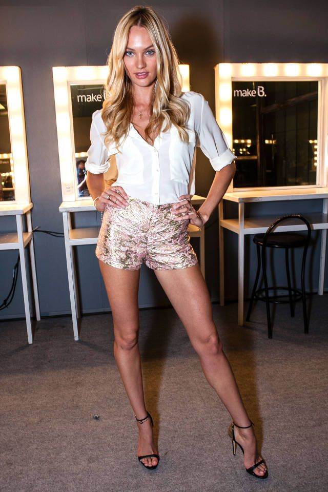 See birthday girl, Candice Swanepoel's sexiest looks, here:
