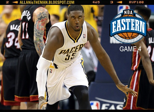 NBA East Finals GAME 4: Miami Heat vs Indiana Pacers Full Replay Video | http://allanistheman ...