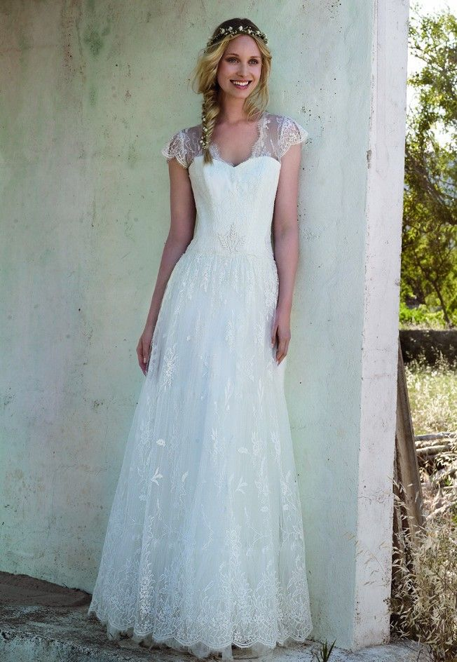10 best trouwjurken images on Pinterest | Bridal gowns, Bridal ...