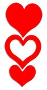 Triple Heart Tanning Stickers 100 Pack by Tanning Stickers. Save 60 Off!. $4.00. Applies Several Ways. Lasts For 100 to 300 Tans. Show The Love. Measure Your Tan. This tanning sticker works 3 different ways. You can use it together as a large heart (top) or separated as a heart outline (middle) and/or a small heart (bottom).