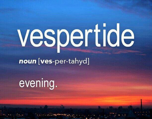 Vespertide