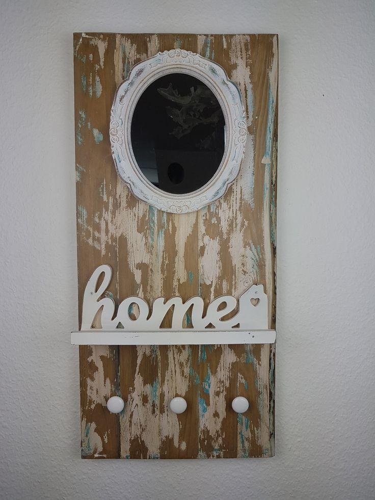 Nice M bel DIY Regale upcycling Aufbewahrung Wanddeko Wohnung Zimmer Holz Unikat einzigartig schrill anders Spruch home Spiegel vintage Ablage