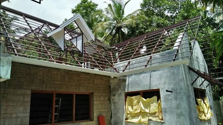 The Roof Ceiling Design In Kerala Has For Some Time Been A Piece Of Customary Structural History In Ancient Kerala Th In 2020 Roof Design Kerala House Design Hip Roof
