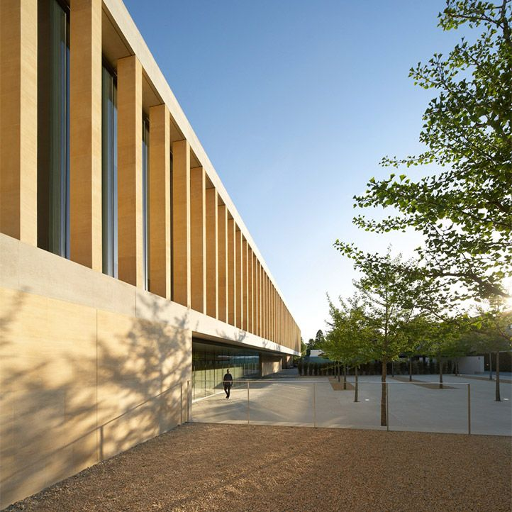 Sainsbury Laboratory · Projects · Stanton Williams Architects