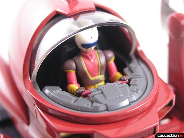 Go nagai Robot Get Pilder
