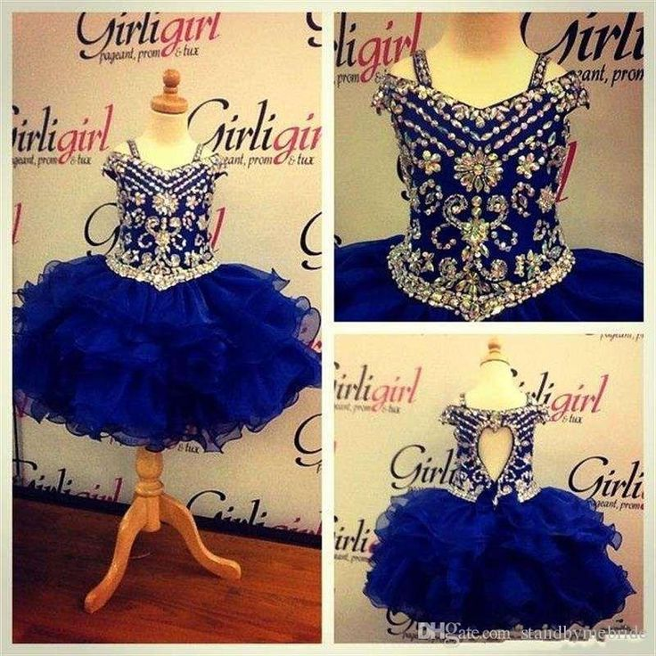 2018 Pageant Dress for Teen Princess Little Girls Toddler Infant Pageant Gown Cupcake Ritzee Royal Blue Ball Gown Flower Girls' Dress Flower Girls Dresses Cheap Little Girls Pageant Dresses Girls Pageant Dresses Christmas Online with $112.11/Piece on Standbymebride's Store | DHgate.com