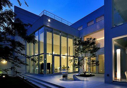 心ときめく麗しの空間|建築実例|高級注文住宅│アーネストアーキテクツ