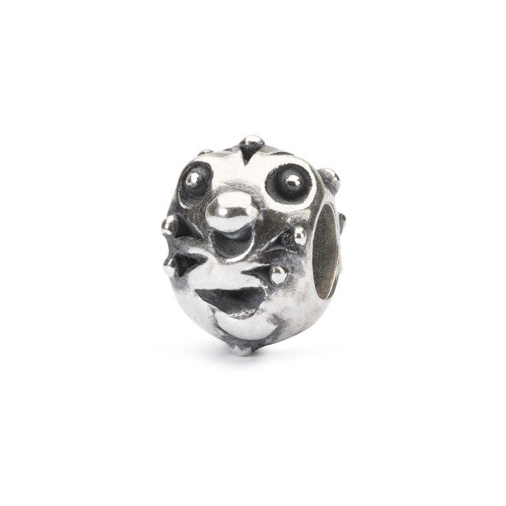 Trollbeads Women Silver Bead Charm - TAGBE-40097 mC0oL
