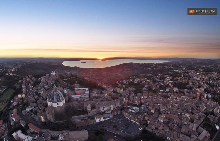 montefiascone | Dronestagr.am