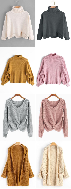 Up to 68% OFF! Slit Oversized Turtleneck Sweater, #Zaful #sweater Zaful, zaful outfits, fashion, style, tops, outfits, blouses, sweatshirts, hoodies, …