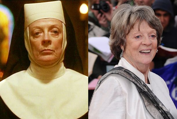 Maggie Smith—Today